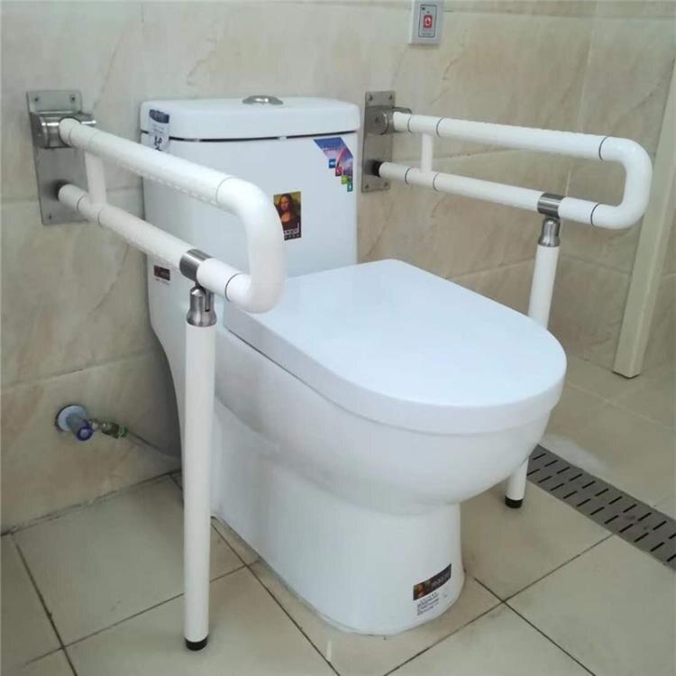 老人人衛生間馬桶扶手防滑尼龍304不銹鋼折疊上翻扶手