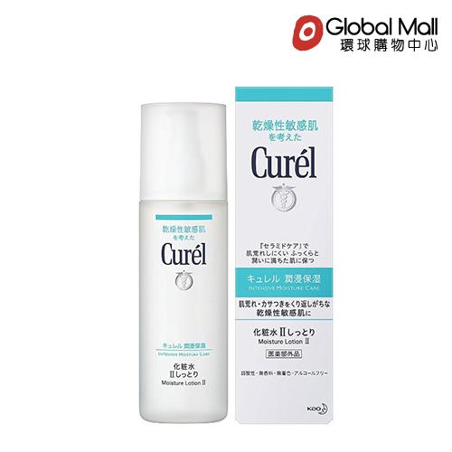【日藥本舖】花王Curel化妝水-潤澤150ml