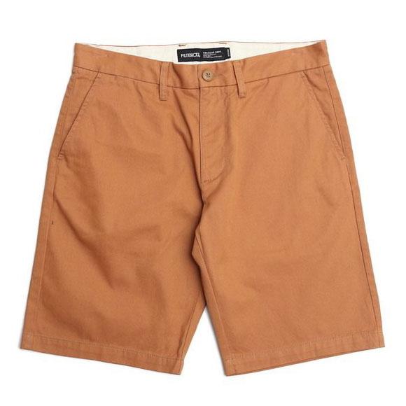 特賣8折!! Filter017 - Basic Work Shorts 工作短褲 (深卡其)