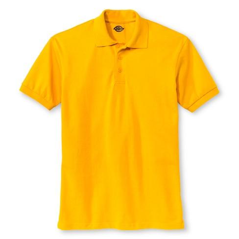 超低價!!【DICKIES】KS5552 Performance Polo 素面 短袖 POLO衫 (金色GL)
