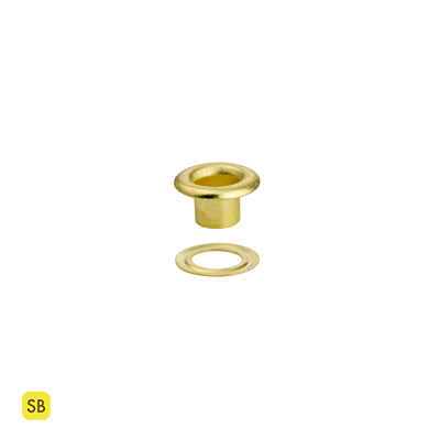 IVAN 9x5x5mm純銅雞眼(10/包)16723-01