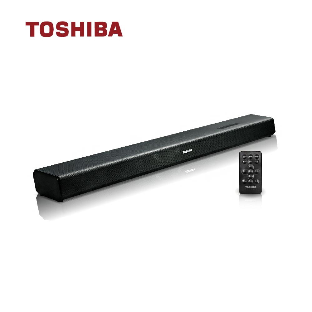 免運 TOSHIBA東芝 藍牙2.1聲道家庭劇院 TY-SBX1000 【3入組】