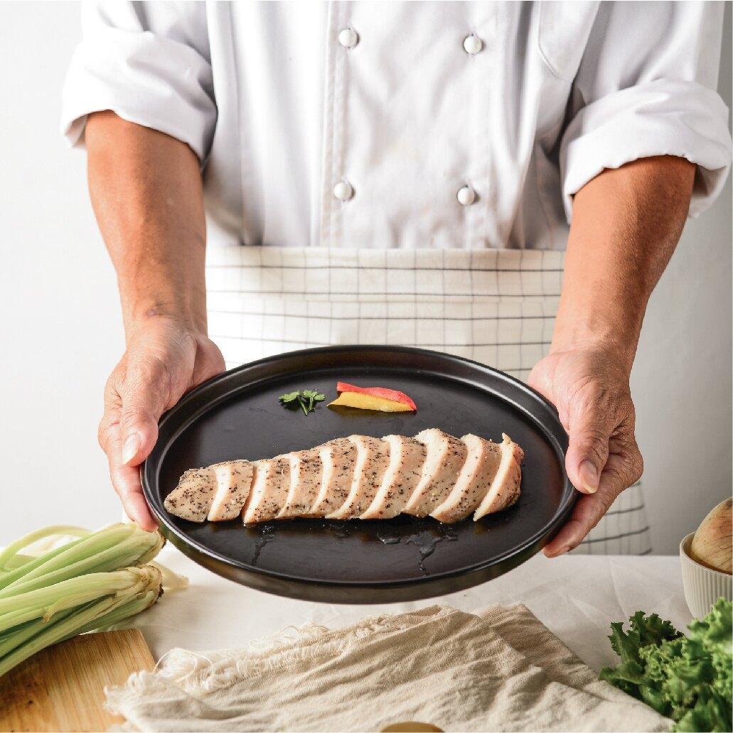 『上菜』- 黑胡椒舒肥嫩雞胸肉 (60g/100g/160g)