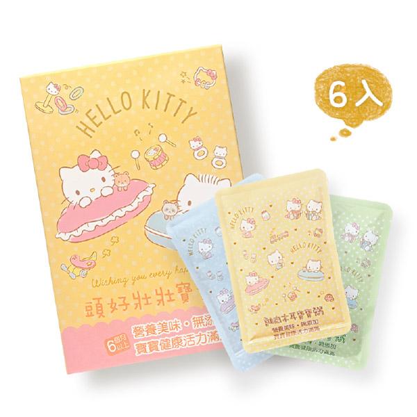 【裸廚房】Hello Kitty 頭好壯壯寶寶粥(六入/盒)