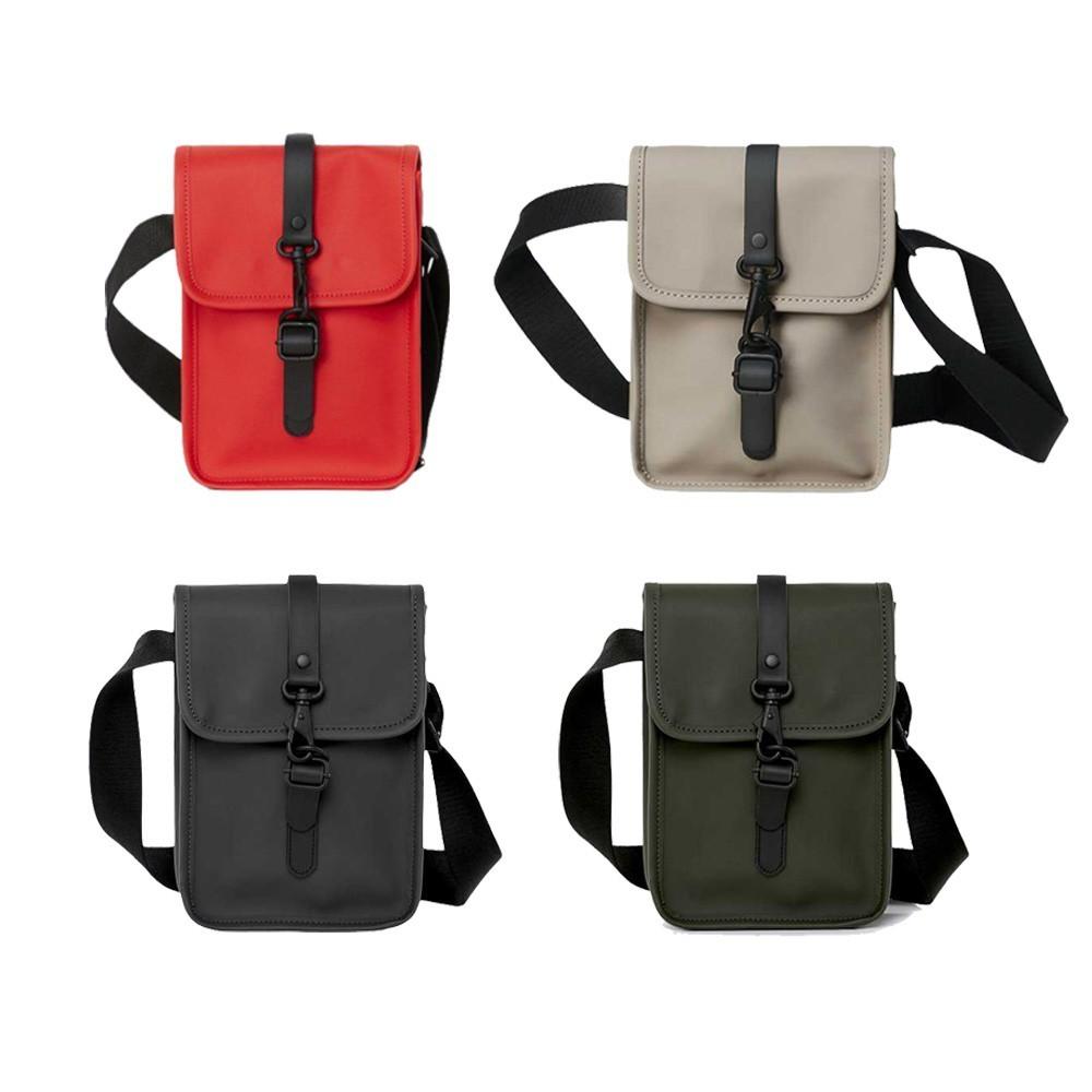 RAINS 品牌唯一授權正品販售 FLIGHT BAG 品牌側背包 小包 胸包 斜掛包 防水材質 丹麥品牌