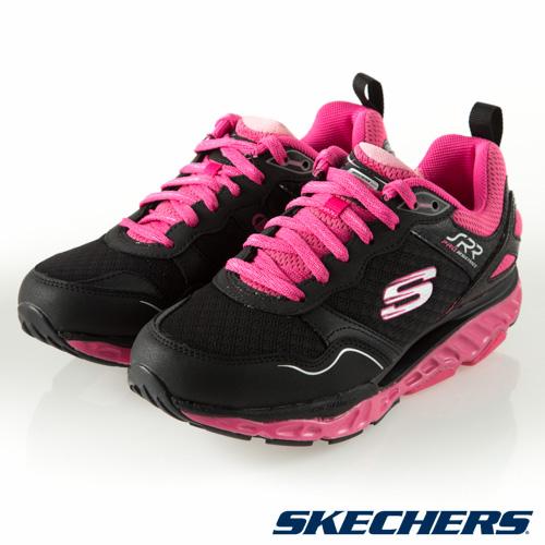 SKECHERS 女 慢跑系列 SRR PRO RESISTANCE - 88888338BKHP