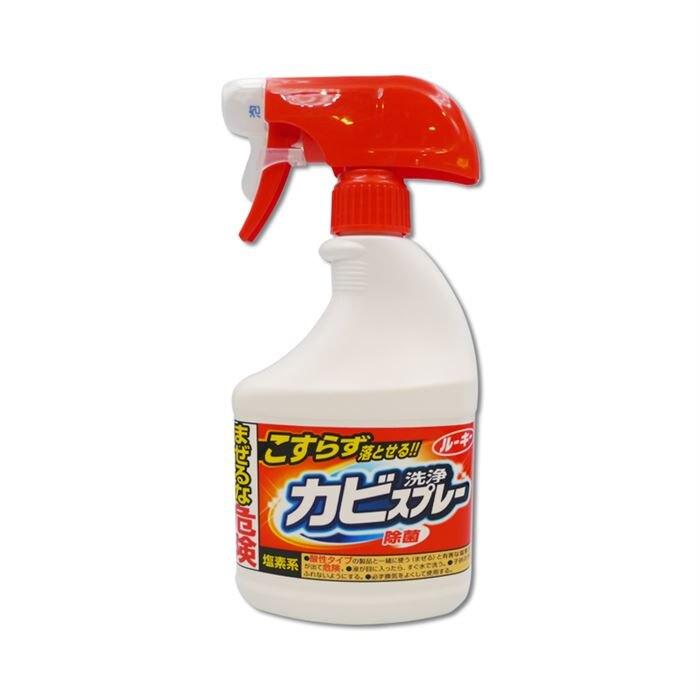 【第一石鹼】日本石鹼浴廁除菌除霉噴霧 (含噴頭) 四入