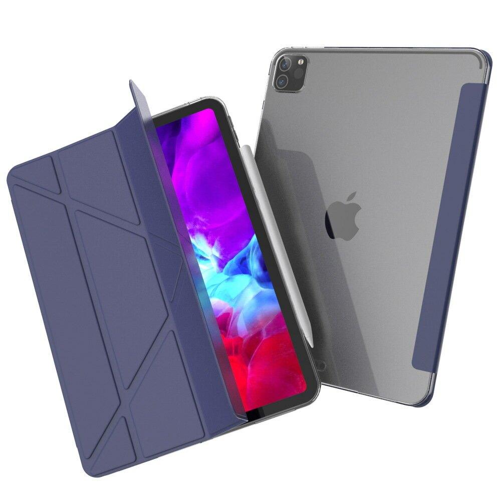 Apple iPad Pro 11吋(2020)磁性翻蓋透明保護殼