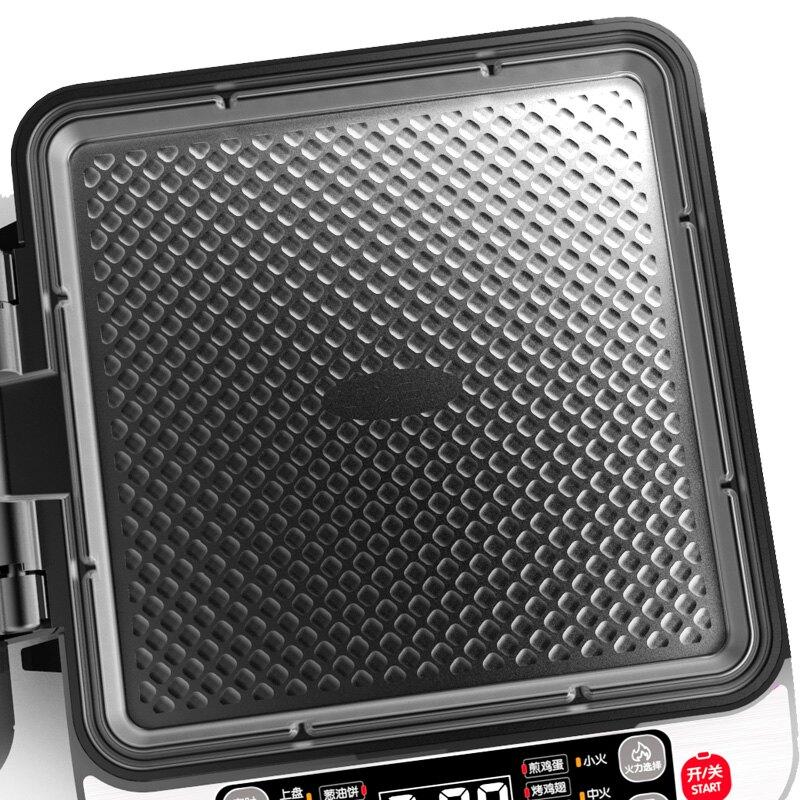 利仁110V電餅鐺出口美國日本加拿大臺灣用烙餅機定時調溫智能側開