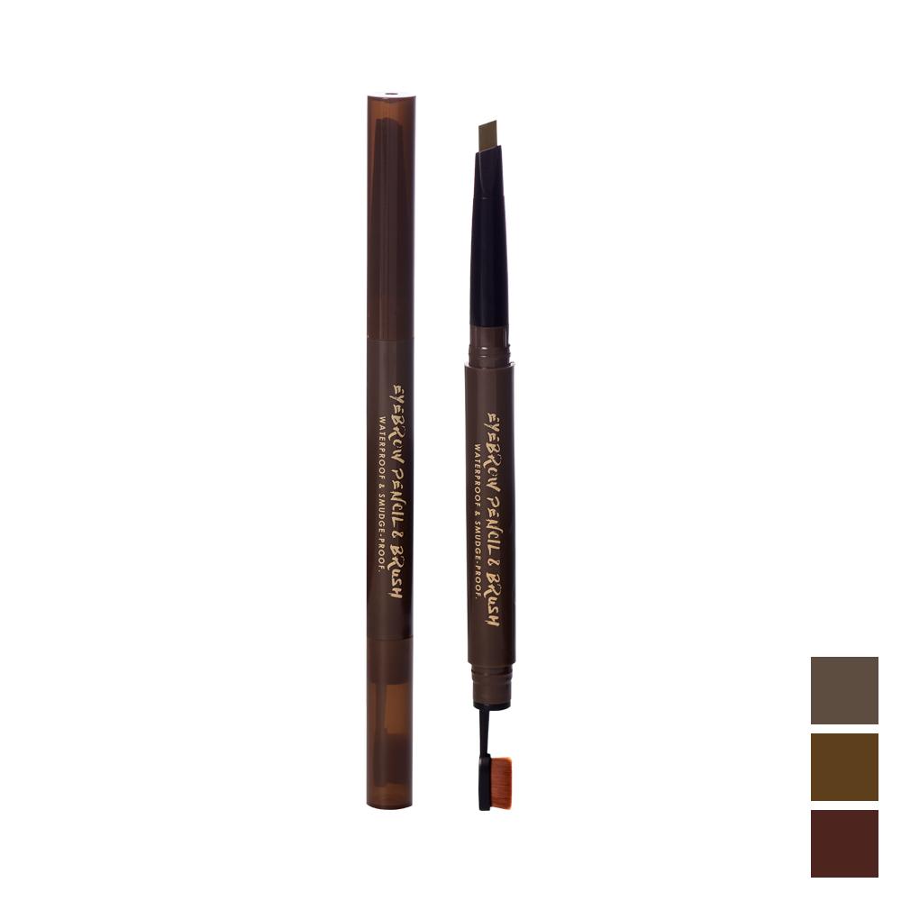 【防水立體】玩美立體持色眉膠筆