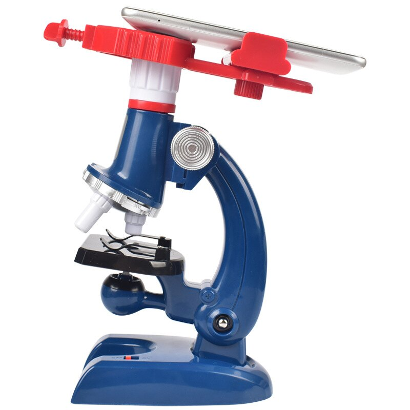 早教兒童生物科學玩具高清倍光學顯微鏡小學生益智實驗室器材 母親節禮物