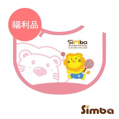 【SALE 50%】小獅王辛巴 小圍兜(網球)_福利品