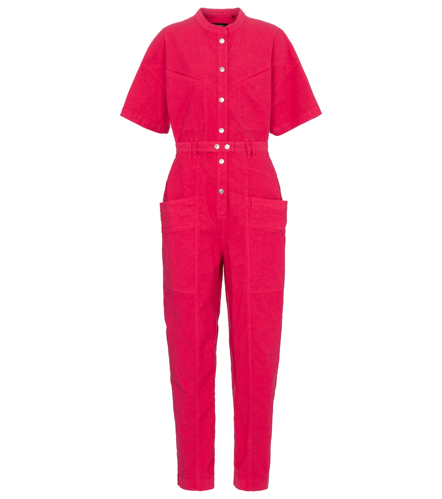 Etundra linen and cotton jumpsuit