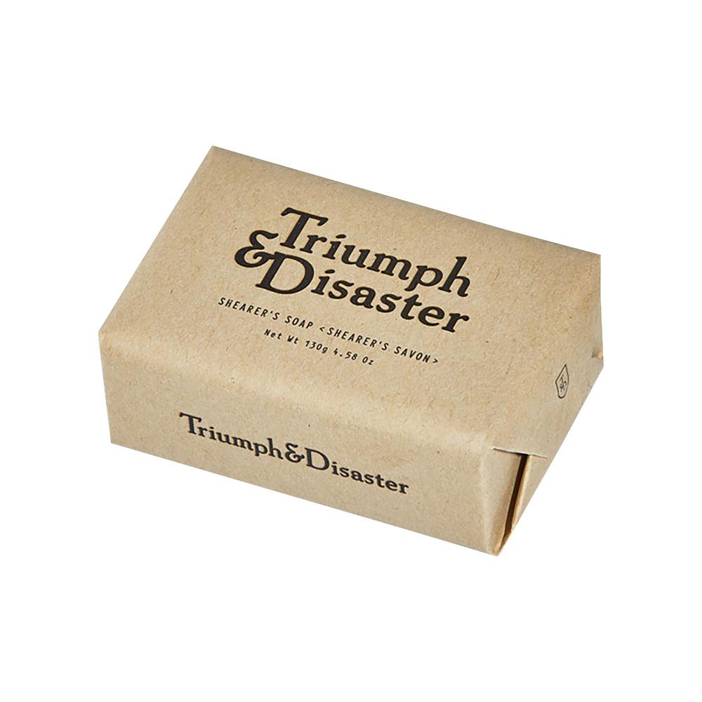 TRIUMPH & DISASTER|牧羊人超完美潔膚皂 130G (2022/05即期)
