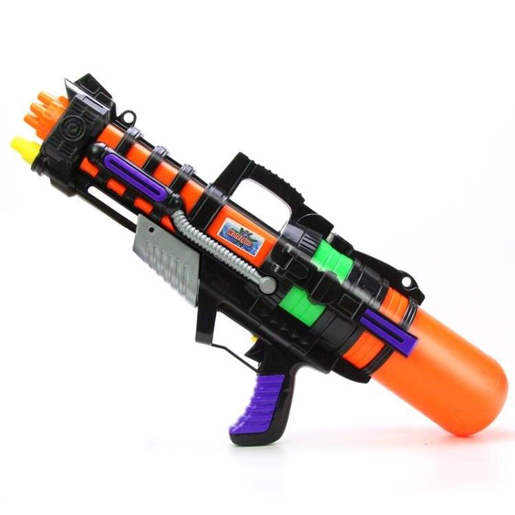 玩具槍 大號兒童呲水噴水槍玩具高壓抽拉大容量成人男孩 【簡約家】