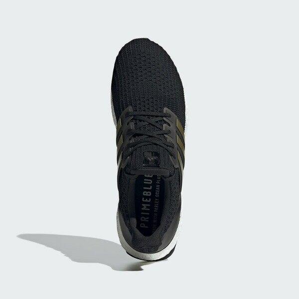 Adidas Ultraboost 4.0 Dna [FY9316] 男鞋 運動 休閒 慢跑 避震 穿搭 愛迪達 黑 金