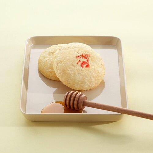 【糖村SUGAR & SPICE】經典原味太陽餅8入+柴燒桂圓酥8入 (含運)