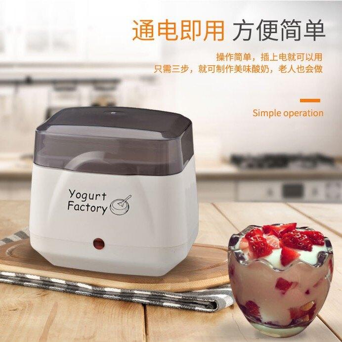 110V小家電出口日本美國加拿大yogurt maker酸奶機家用小型全自動