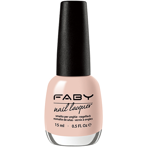 FABY 純粹著迷指甲油 LCP011 純淨的愛系列