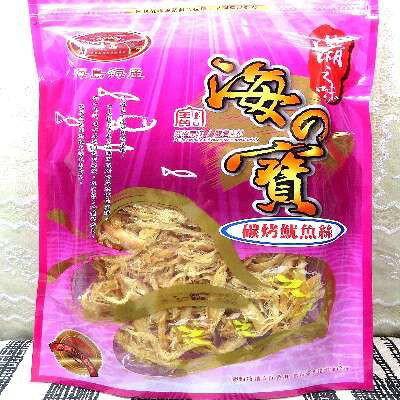 海島碳烤魷魚絲 魷魚絲