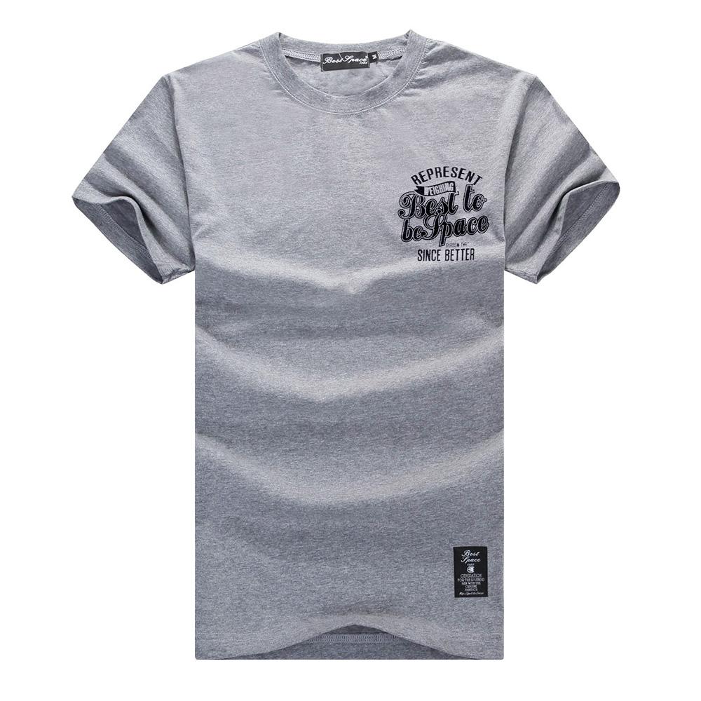 現貨在台 MIT 台灣製造 美式休閒圓領短袖印花T恤 男款 女款【QJFJ1026】