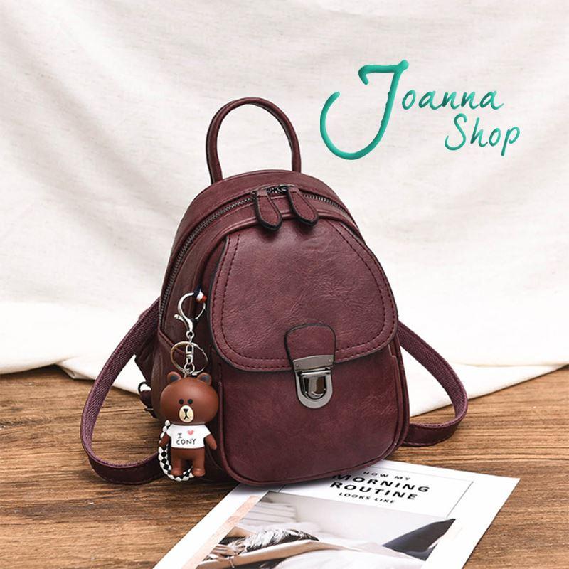 秋季新款女包時尚可愛青春個性活潑後背包1-Joanna Shop