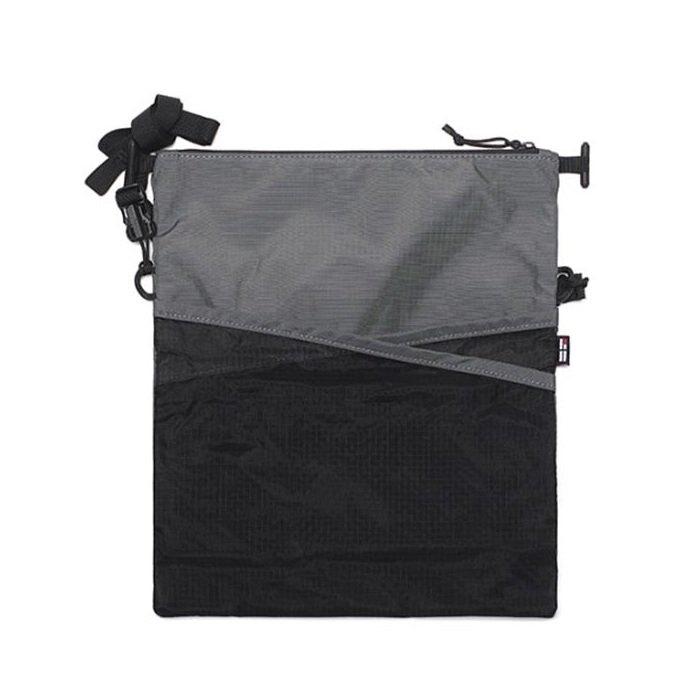 ├登山樂┤韓國 Helinox TERG Sacoche Standard #1 標準側背包 /城市灰 # HX-32624