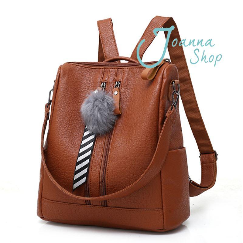 後背包 奧特曼質感條紋後背包2-Joanna Shop