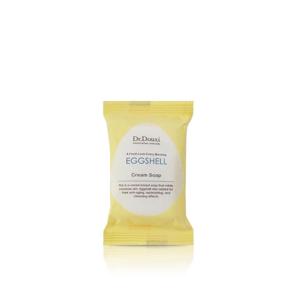 卵殼精萃乳霜皂 27g 美美皂 死海皂