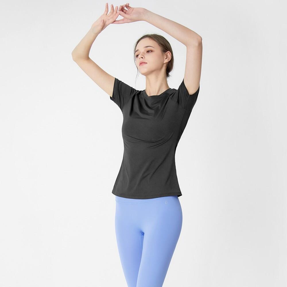 sportychicsleek防皺質感透氣t恤