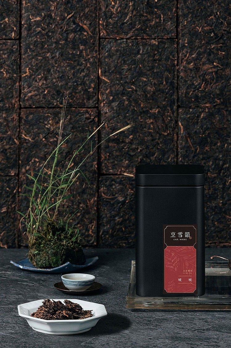 【烹雪韻】暖暖 罐裝散茶 熟茶(50g)