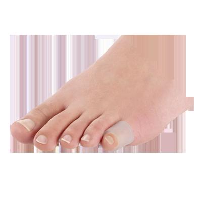 Gelsmart 腳趾保護凝膠套管-2入