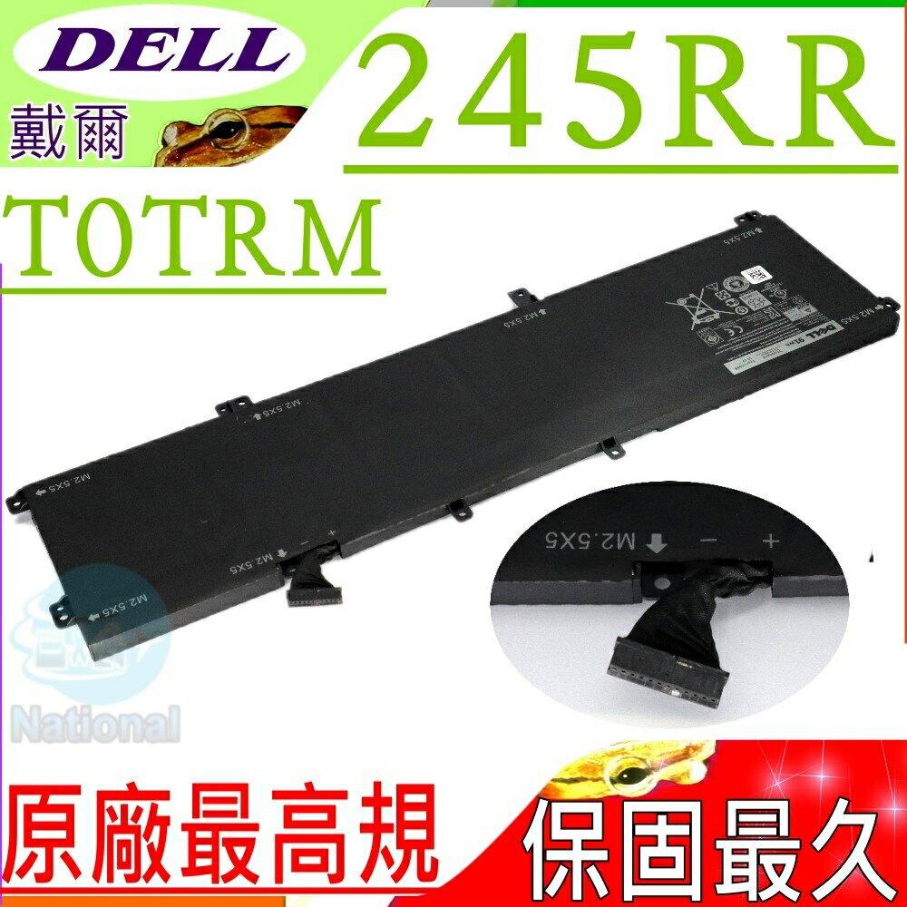 DELL 電池(原廠最高規)-戴爾 M3800,XPS 15 9530,TOTRM,T0TRM,Y758W,245RR,7D1WJ,07D1WJ,0701WJ,701WJ