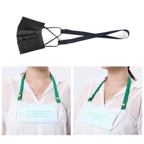 多彩口罩防掉繩 掛繩