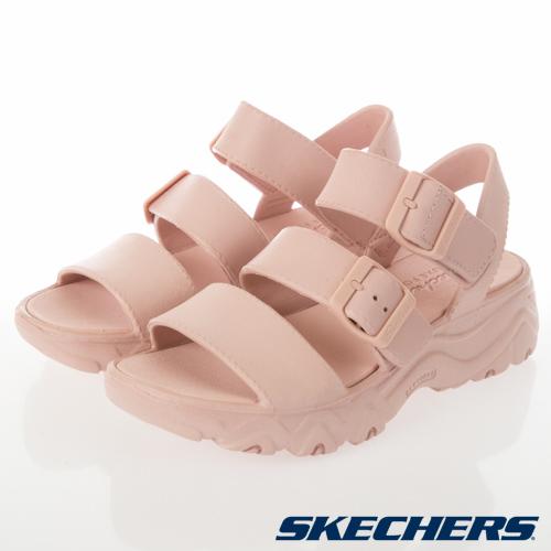 SKECHERS 女 休閒系列 涼拖鞋CALI GEAR D'LITES 2.0 - 111061LTPK