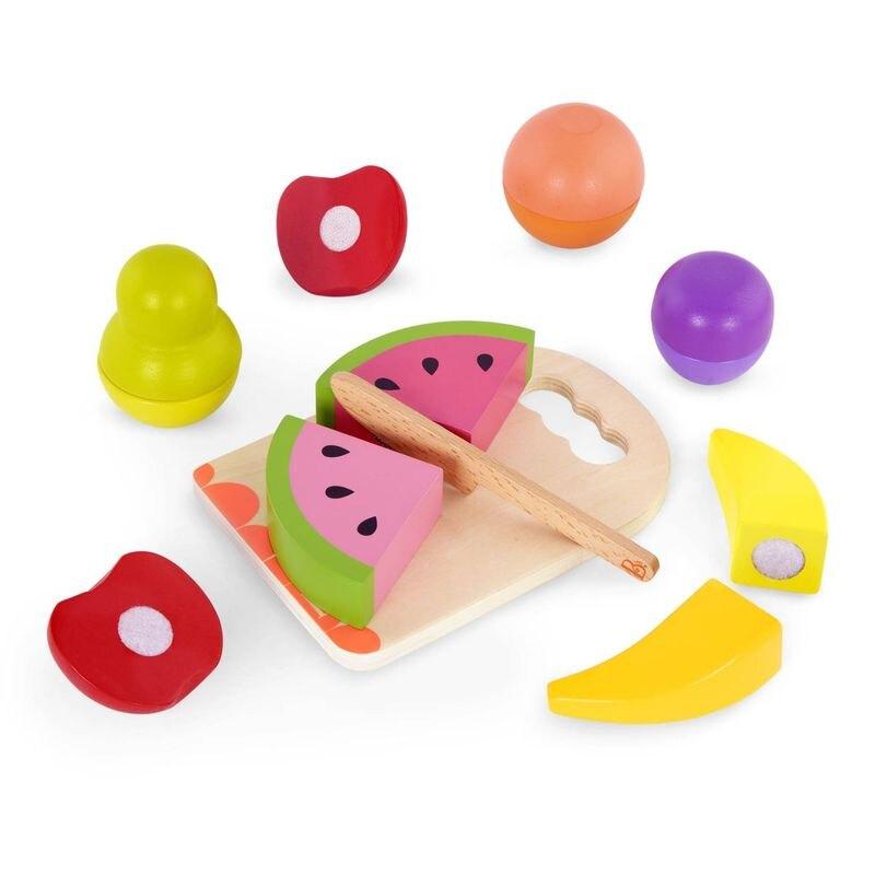 美國【B.Toys】切盤水果BX1970Z★衛立兒生活館★