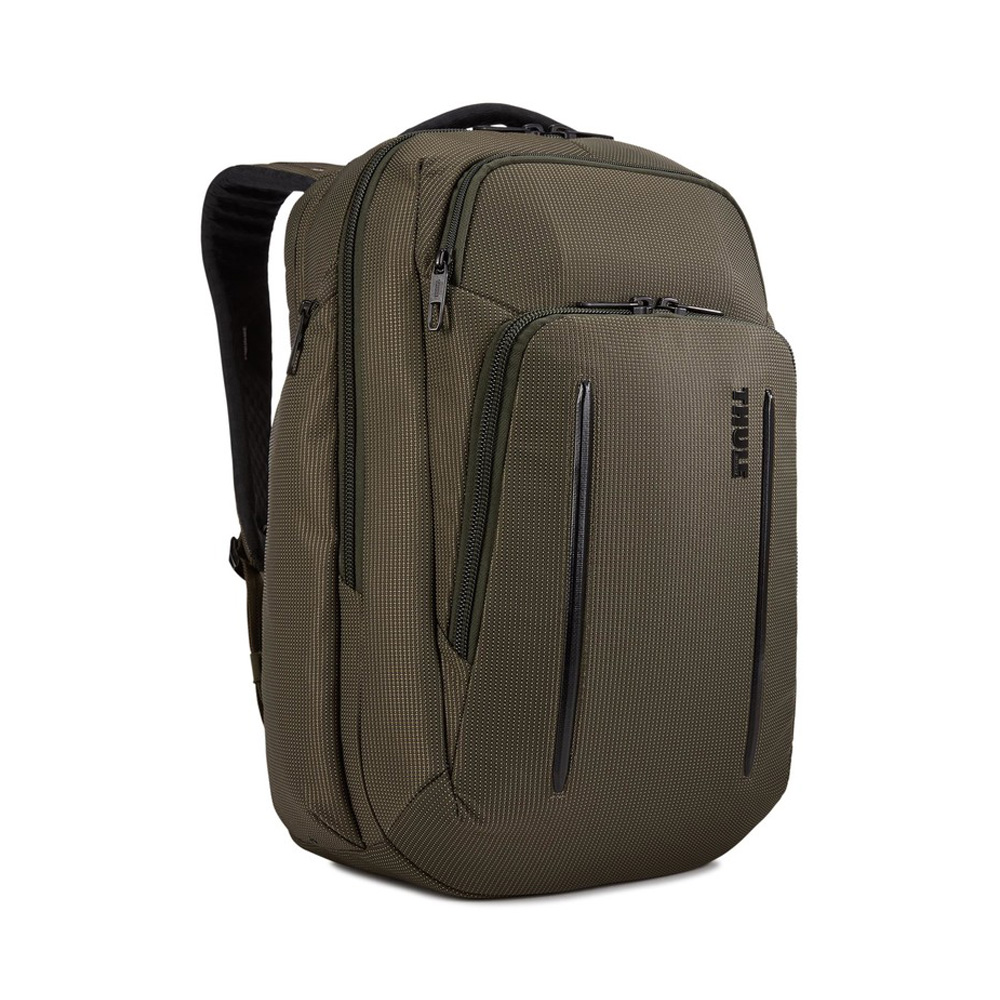 Thule Crossover 2 Backpack 30L 跨界後背包 - 軍綠