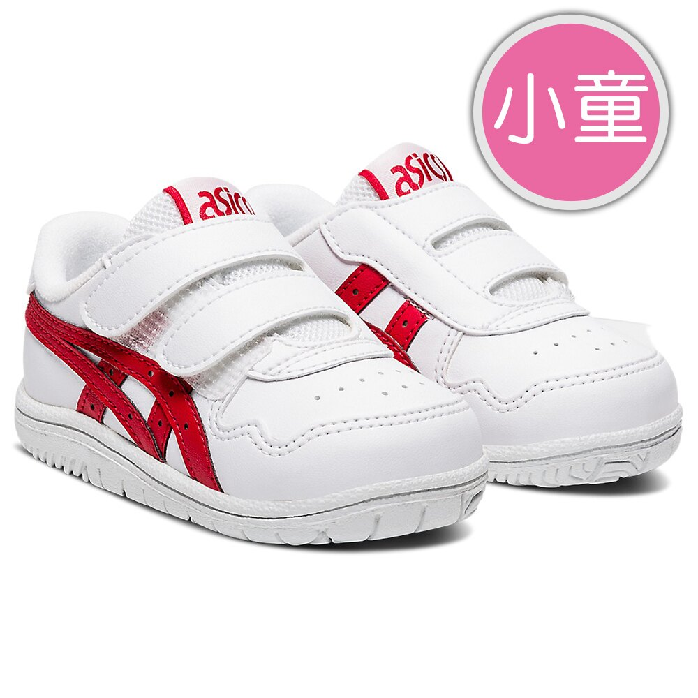 ASICS JAPAN S TS系列 幼童學步鞋 小童鞋 運動鞋 白紅 1194A082-140 21SSO【樂買網】