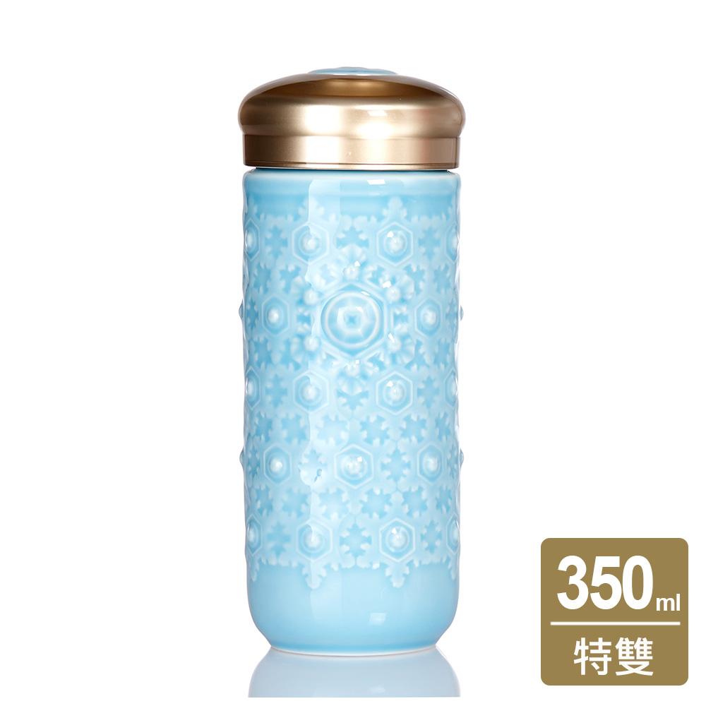 乾唐軒活瓷 | 水智慧隨身杯 / 大 / 特雙 / 3色 350ml