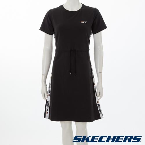 SKECHERS 女洋裝-L320W042-002K