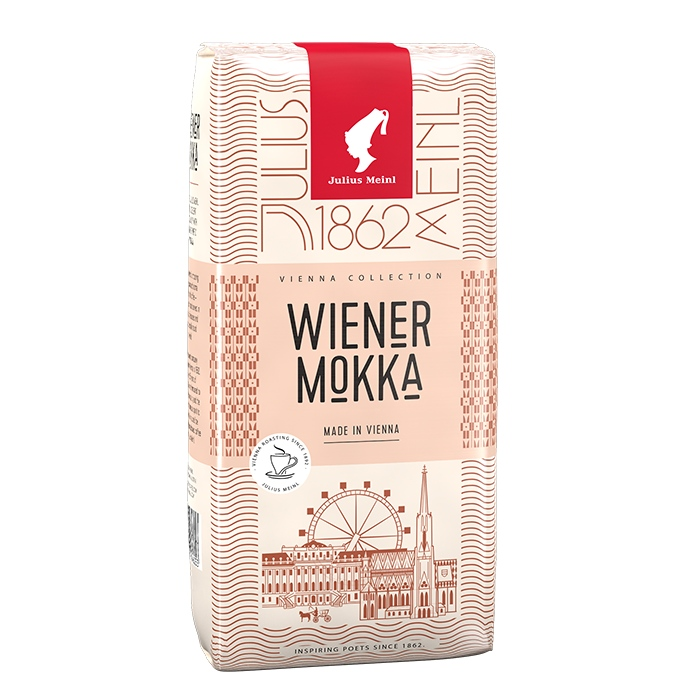 2020藏書票系列-摩卡咖啡豆 VIENNA COLLECTION Wiener Mokka 250g beans