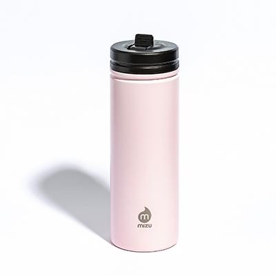 88折↘【寵愛獻禮】MIZU-360隨身淨水系列 M9極限保冷壺900ml-櫻花 (柔和粉紅)