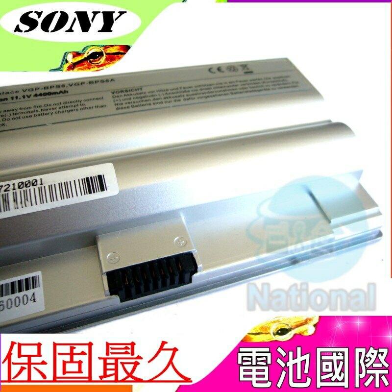 SONY 電池-索尼 BPS8,VGP-BPS8B,VGN-FZ25,VGN-FZ29VN,VGN-FZ27,VGN-FZ190N,VGP-BPL8A,VGN-FZ21S,VGN-FZ28,VGN-F