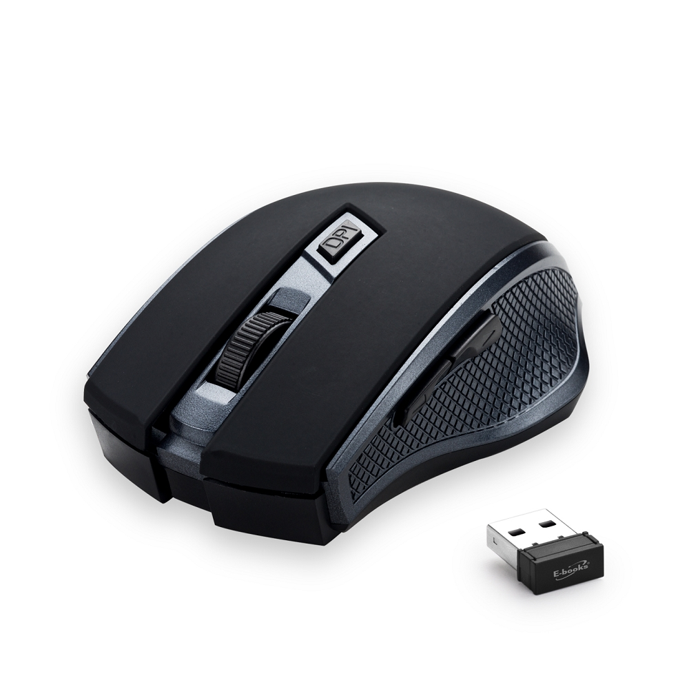 【除舊換新↘4折】M50 六鍵式超靜音無線滑鼠