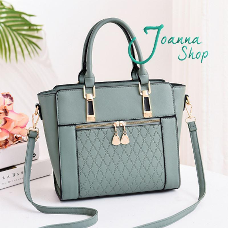 高品質大容量小資女必備手提肩背斜揹三包-2Joanna Shop