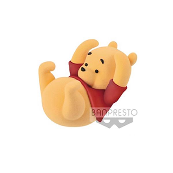 《Q posket》 Fluffy Puffy小熊維尼-維尼