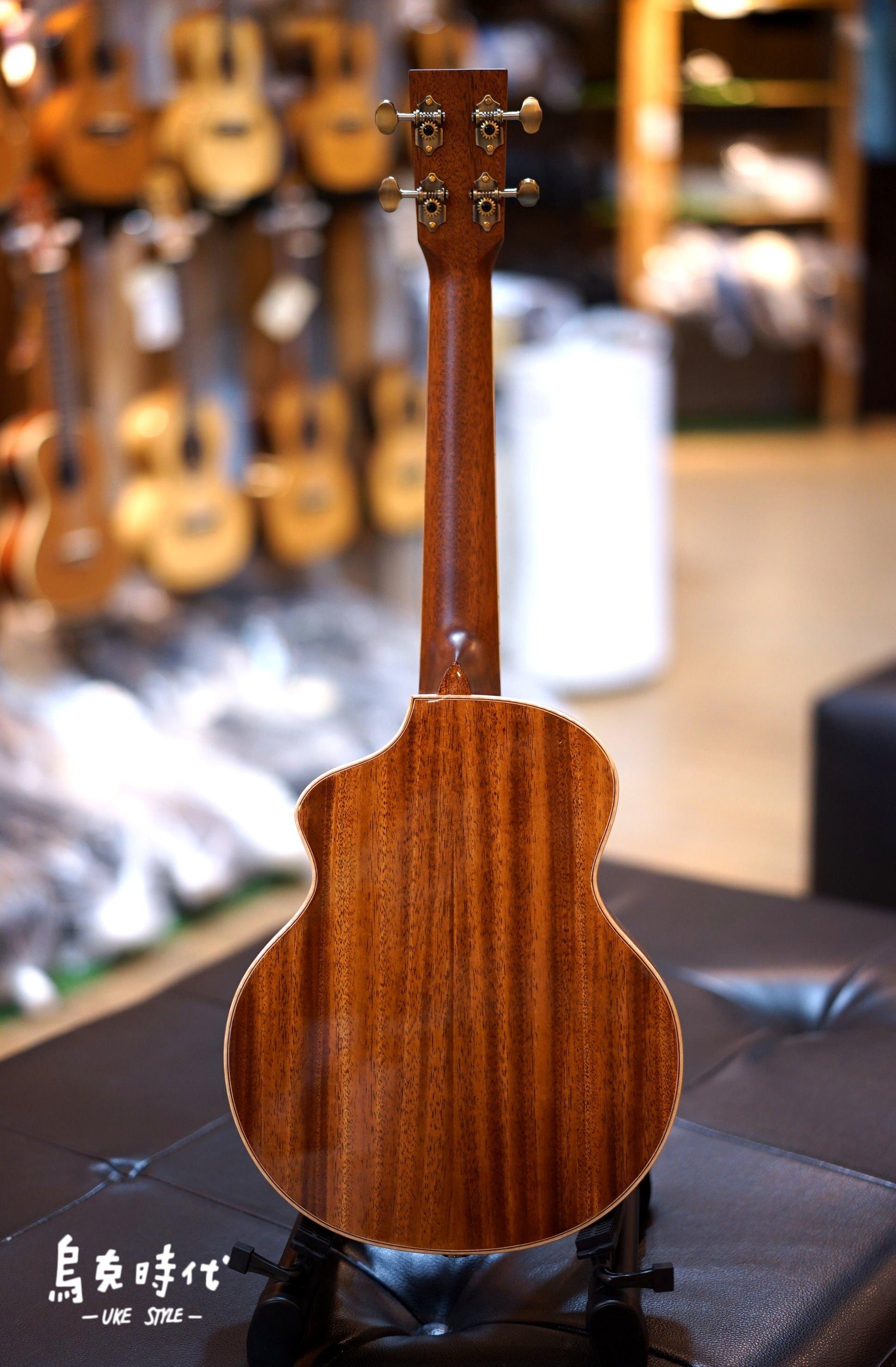 烏克時代~L.Luthier 樂烏克 Le MAHO 26吋全單板桃花心木(含拾音器)