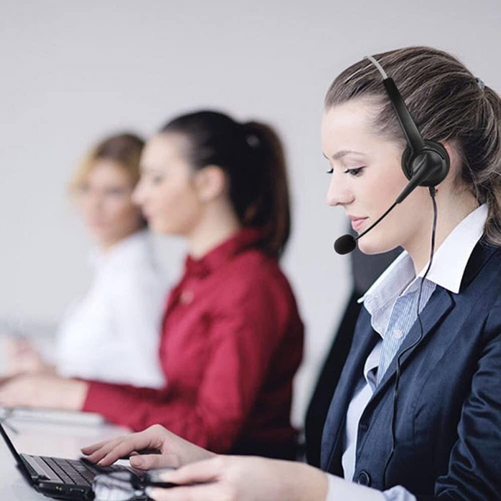 仟晉PANASONIC國際牌 TECOM東訊TENTEL國洋 電話機專用頭戴式電話耳機麥克風