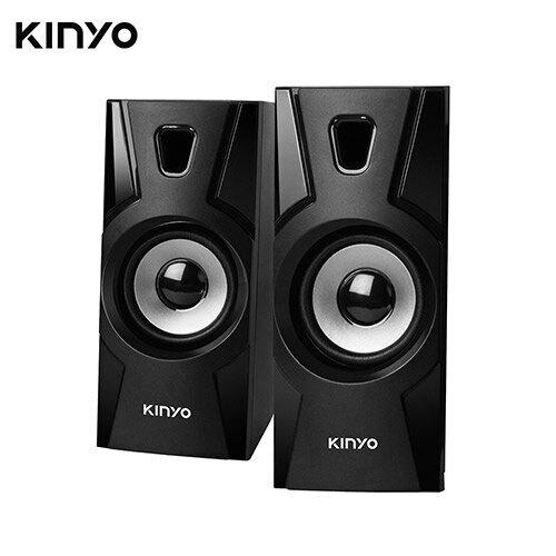 KINYO USB2.0多媒體音箱US-230【愛買】