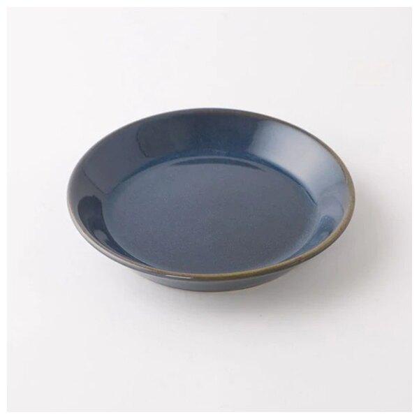 (日本製)圓盤 DENIM 丹寧 17cm NITORI宜得利家居